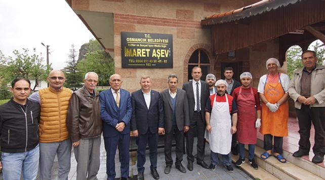 589 yıllık imarethane ihtiyaç sahiplerine ulaşıyor