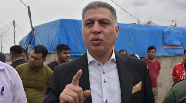 Irak Türkmen Cephesi Başkanı: Terör örgütü PKK, Telaferi ele geçirmek istiyor