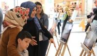 Özel eğitim gören öğrencilerden fotoğraf sergisi