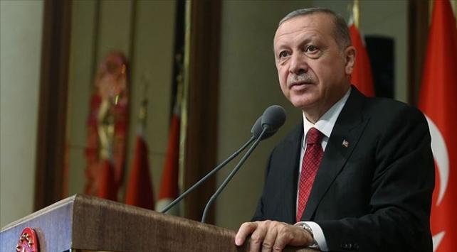 Cumhurbaşkanı Erdoğandan Anneler Günü mesajı