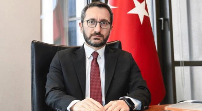Cumhurbaşkanlığı İletişim Başkanı Altun: Milli iradeyi gasbetmeye girişenler suçüstü yakalandı