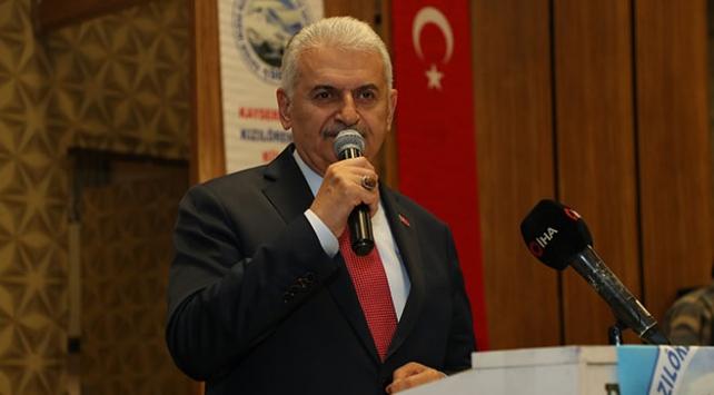 Binali Yıldırım: Dost bilinenlerin değil İstanbulun notu önemli