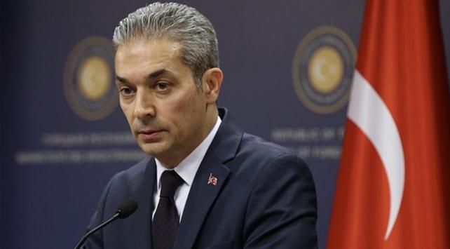Türkiyeden Yunanistana Ege Denizi tepkisi
