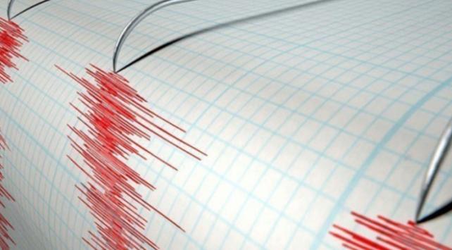 Manisada 4,3 büyüklüğünde deprem
