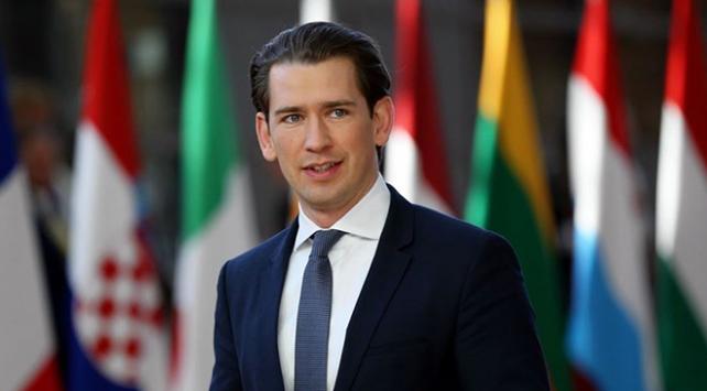 1338f707216 Avusturya Başbakanı Kurz'dan AB'ye ağır eleştiri