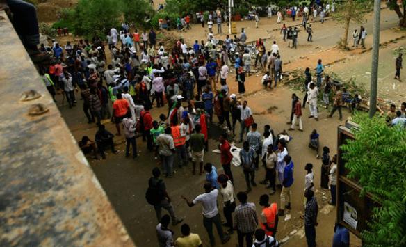 Sudanda görüşmeler tekrar başlıyor