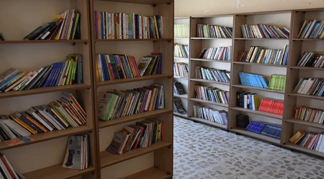 Kerkükün ilk köy kütüphanesi açıldı