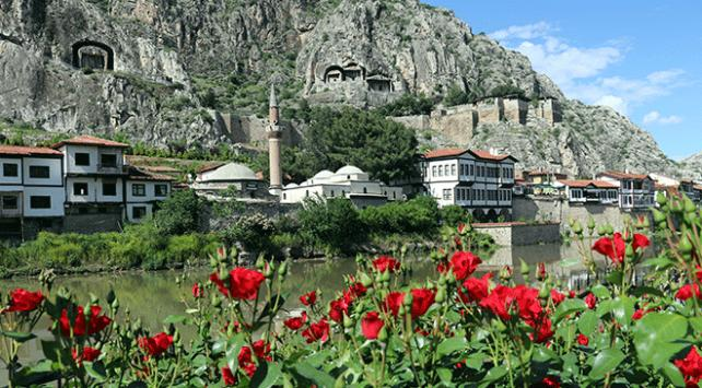 """""""Şehzadeler şehri"""" Amasyada nostaljik ramazan"""