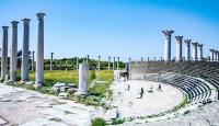 Kıbrıs'ta unutulmuş bir antik kent: Salamis