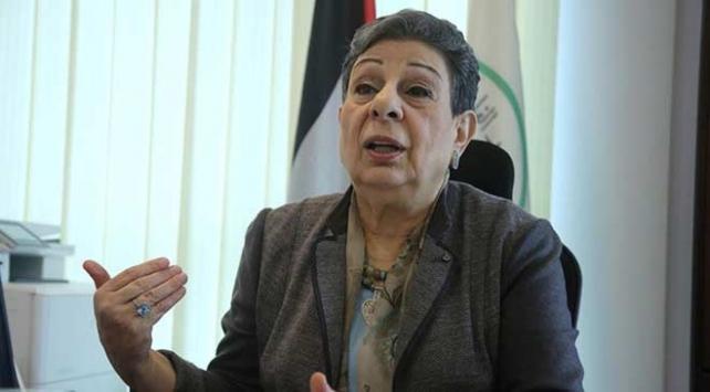 ABDden Filistinli yönetici Aşravinin vize başvurusuna ret