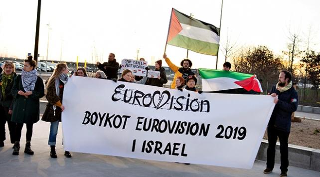 İsrailin Eurovision ile imaj düzeltme planı suya düştü
