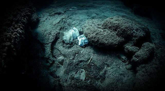 Dünyanın en derin noktasından plastik atık çıktı