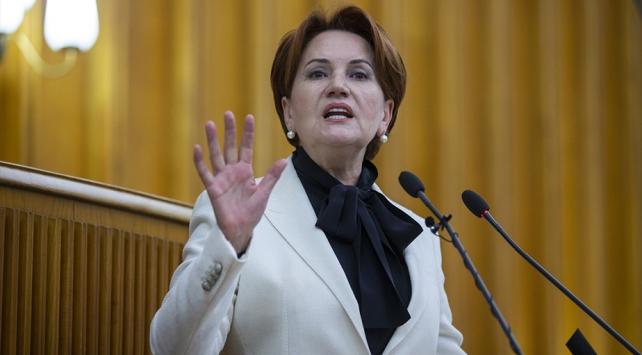 İyi Parti Genel Başkanı Akşener: Millet iradesinin üzerinde irade yoktur