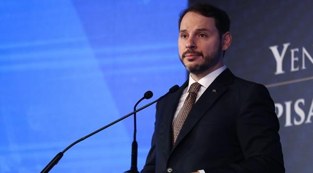 Hazine ve Maliye Bakanı Albayrak: Sanayi üretimindeki pozitif trend devam ediyor