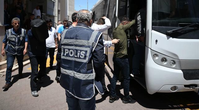 Kayseride yakalama kararı olan kişilere operasyon: 30 gözaltı