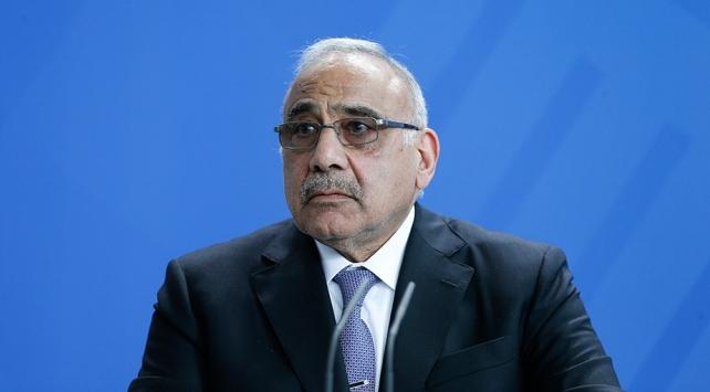Irak Başbakanı Abdulmehdi Türkiyeye gelecek