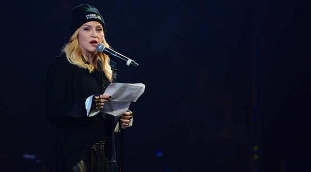 Madonna, Eurovision şarkı yarışmasını boykot etmeyecek
