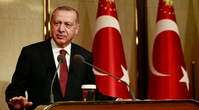 Cumhurbaşkanı Erdoğan: Hiç kimsenin sandığın mahremiyetine el uzatmasına izin vermeyiz