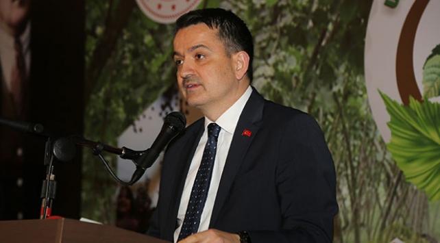 Bakan Pakdemirli: Türkiyedeki 32 milyon parseli dijitalleştirdik
