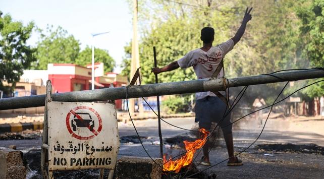 Sudanda muhalefetle Askeri Geçiş Konseyi anlaştı