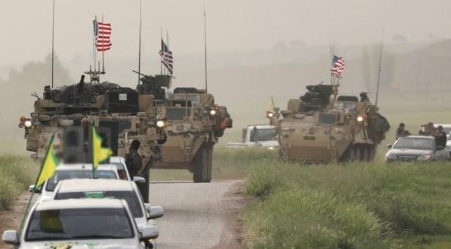 ABD, YPG/PKKlı teröristleri eğitmeye devam ediyor