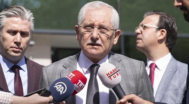 YSK Başkanı Güven: Listeler değişmeyecek, sandık kurulları değişecek