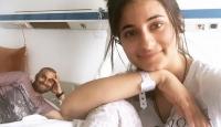 İlik bekleyen Ebru'dan bağış çağrısı: Belki sensin, bilemezsin
