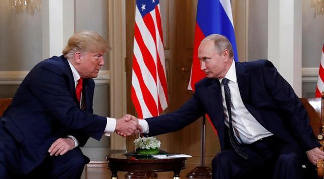 Putin: Trump, ABD-Rusya ilişkilerini düzeltmek istiyor