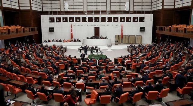 33 fezleke daha Meclise sevk edildi