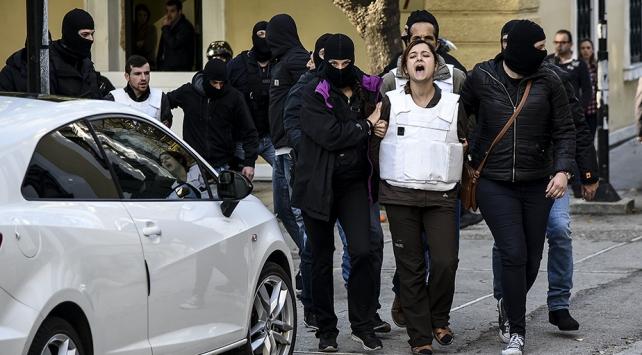 Yunanistandan 9 DHKP/Cli teröriste beraat