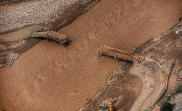 İranın İsfahan eyaletinde sel: 2 ölü