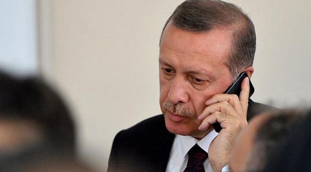 Erdoğan, Aliyev ve Mirziyoyev ile telefonda görüştü