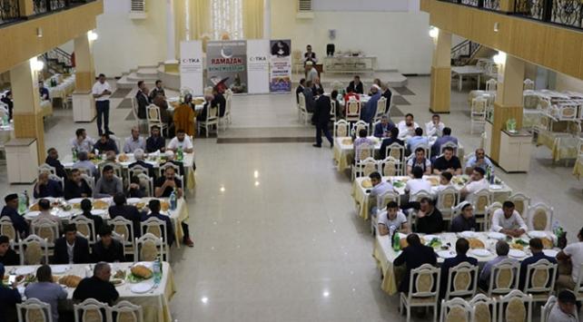 TİKAdan Gürcistanda iftar