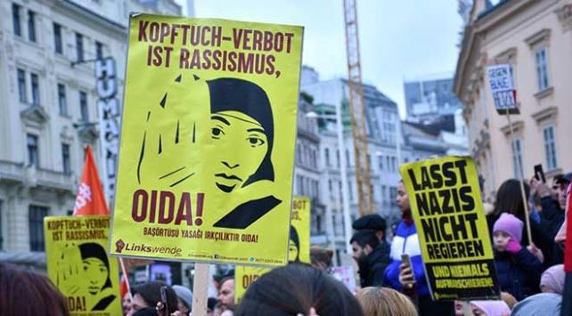Avusturyada ilkokullarda başörtüsü yasağı mecliste kabul edildi