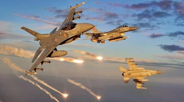 Şırnakta hava destekli operasyon: En az 2 terörist etkisiz hale getirildi