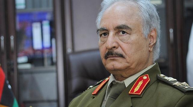 Libyada Halife Hafter güçlerine karşı drone kullanılıyor