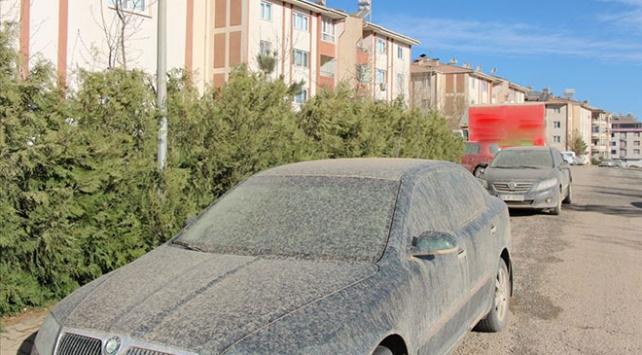Çöl tozları hafta sonuna kadar sürecek