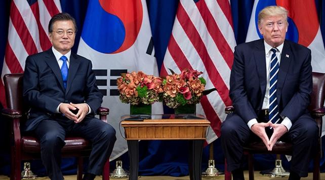ABD Başkanı Trump, Güney Koreyi ziyaret edecek