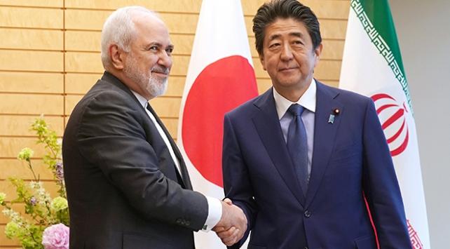 """Japonya ve İran """"nükleer anlaşma ve ABD ile gerginliği"""" görüştü"""