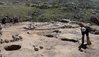 Kırıkkale'de Hitit dönemine ait 9 yapı katı bulundu