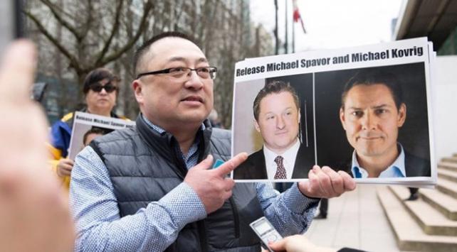 Çin, Kanadalı eski diplomat ve iş adamını tutukladı