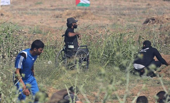 İsrail Filistinli engellinin şehit edilmesi soruşturmasını kapattı