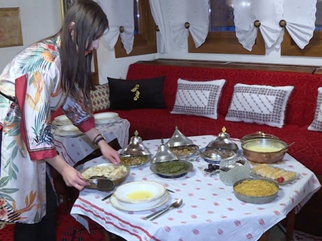 Saraybosnada Osmanlı mirası evde yedinci nesil ramazanı karşılıyor