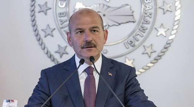 Bakan Soylu: Teröristlerin amacı Savcı Kirazın şehit olduğu saldırıya benzer bir eylemdi