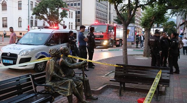 Bursada çay ocağındaki patlama yangına neden oldu