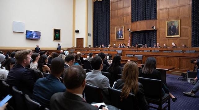 ABD Kongresinde Cemal Kaşıkçıyı anma etkinliği