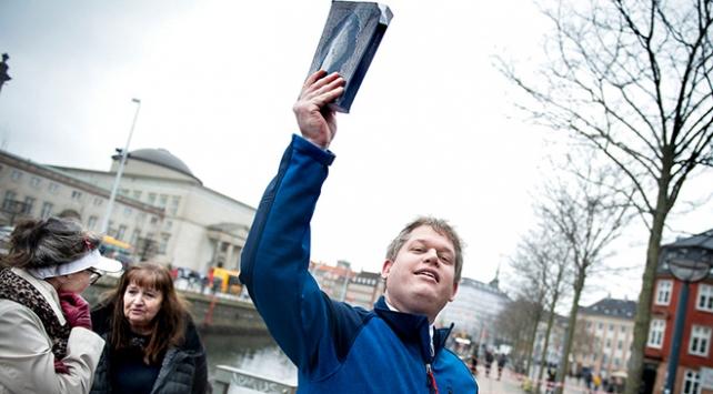 Danimarkada Kuran-ı Kerim yakılmasına tepkiler sürüyor