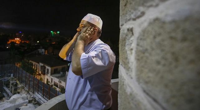 Antalyada fetih simgesi camide 123 yıl sonra ilk ezan okundu