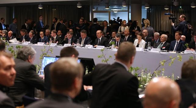 Çavuşoğlu: Avrupa Konseyi Avrupada yeni ayrışmalardan kaçınmalı