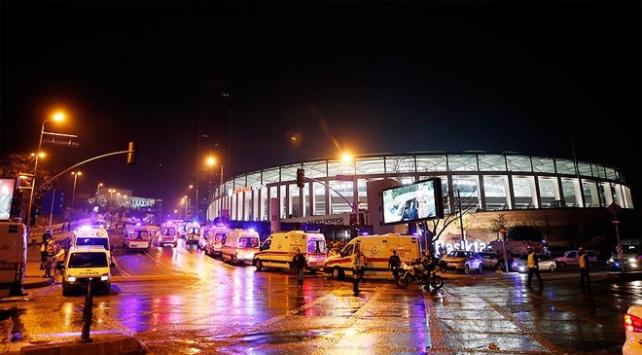 Beşiktaş saldırısında sanıklara verilen cezalar belli oldu